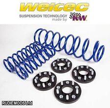 Weitec Ford Focus St 2012 En 20 Mm de la reducción de los manantiales y 15mm Rueda espaciador Kit