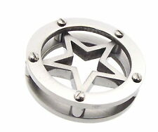 PENTACLE POCKET OR ALTAR TALISMAN pendant pentagram