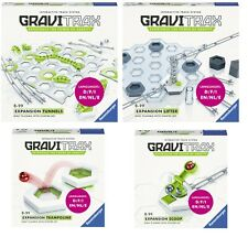 RAVENSBURGER GRAVITRAX EXPANSION TUNNELS + LIFTER + SCOOP + TRAMPOLINE