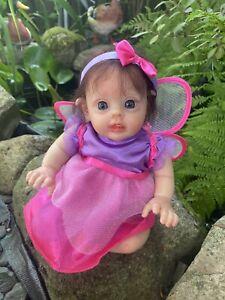 Reborn Baby Doll Elf/ Fairy