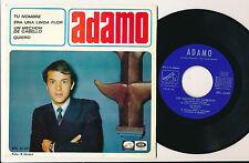 """ADAMO EP 7"""" TU NOMBRE EN ESPAGNOL"""