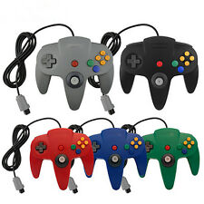Wired Game Controller Gamepad Joypad Classic Joystick For Nintendo 64 N64 System