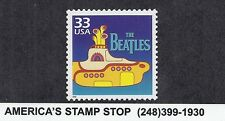 US Celebrate the Century, The Beatles (Yellow Submarine) 3188o - MNH, LOT OF 2