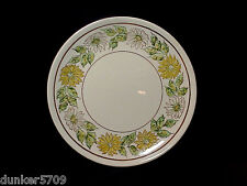 1 12 1/4 INCH ROUND SERVING PLATTER FEATURING DAISY PATTERN UNKNOWN MAKER