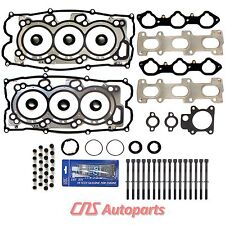 Head Gasket Set+Bolts for 98-03 Honda Passport SLX Rodeo Axiom Trooper Vehicross