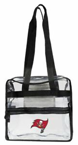 """Tampa Bay Buccaneers """"Clear Zone"""" Stadium Friendly Tote"""