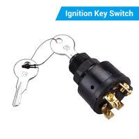 Ignition Key Switch Push 2 Choke Replaces 87-88107 87-88107A5 For Mercury Marine