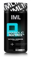 Iron Mag Labs Anabolic-Matrix Rx Supplement.  (STRENGTH + NATURAL TESTOSTERONE)