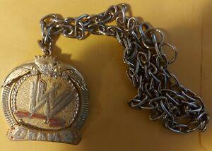 WWE John Cena Championship Spinning Necklace 2005