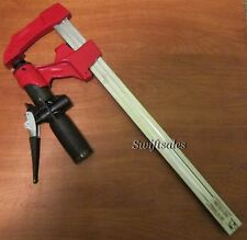 """URKO 503-H 40cm 15-3/4"""" 1-Ton Force Hydraulic Bar Clamp - Made In Spain - New"""