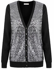 Banana Republic L'Wren Scott Collection Wool Sequin Cardigan Sweater Size S NWTS