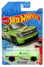 2020 Hot Wheels #240 HW Rescue Chevy Silverado Treasure Hunt