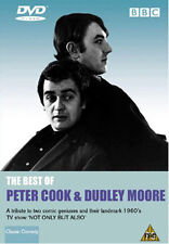 COOKE AND MOORE - THE BEST OF - DVD - REGION 2 UK