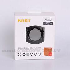 NISI 100mm System V5 PRO Filter Kit, Adaptor Ring + Holder + Landscape NC CPL