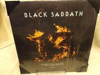 BLACK SABBATH / 13 / NEAR MINT CONDITION / ORANGE VINYL'S / NEVER PLAYED