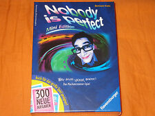 "Ravensburger 27109 2   "" Nobody is perfect - Mini Edition "", NEU & OVP"