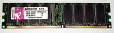 1 GB di memoria DDR-RAM pc-2100u non ecc 'Kingston kvr266x64c2/1 G' 9905193