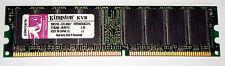 1 gb RDA-RAM pc-2100u non-ECC 'Kingston kvr266x64c2/1 G' 9905193