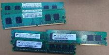 DDR2 RAM 256mb 400mHz 533mHz PC2 3200 4200, 5 available, See Description