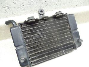 1989-90 Honda Transalp XL600V LEFT SIDE RADIATOR 19020-MM9-003