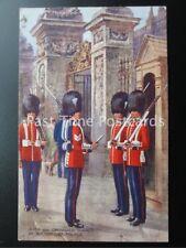 c1934 - London: IRISH and Grenadier Guards at BUCKINGHAM PALACE
