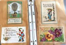 Rare Vintage Holiday & Greeting Cards lot of 48