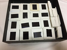 Vintage 35mm Slides 1980s Mixed Lot 500 from NY Estate Family Events Travel
