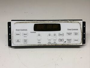 OEM Genuine GE Wall Oven Control Board WB27T11162