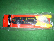 """8"""" CRIMPERS ELECTRICAL WIRE CABLE CUTTERS STRIPPERS"""