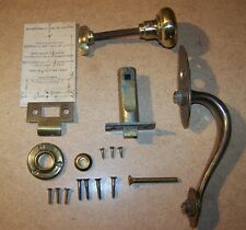 Old Stock Corbin Entrance Door Set Complete with Hardware model A 705 670
