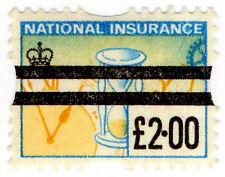 (I.B) Elizabeth II Revenue : National Insurance £2.00