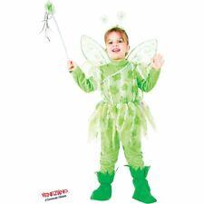 COSTUME CARNEVALE da FATINA TRILLY PETERPAN BOSCO BABY 7710 vestito per bambina