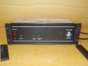 MAC5/12R Power Unit/Battery Charger Retro Caravan  - MAC1-DD-65