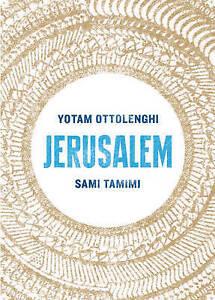 Jerusalem by Yotam Ottolenghi, (Hardback, 2012) PRINT DEFAULT Cookbook