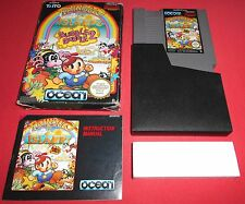 Nintendo NES Rainbow Islands Bubble Bobble 2 [PAL B FRA] Super *JRF*