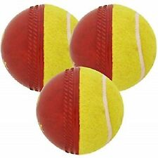 New listing Omtex Cricket Swing Ball (Pack Of 3)