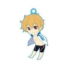 Free! - Iwatobi Swim Club Nagisa Swim Suit Rubber Phone Strap Charm NEW