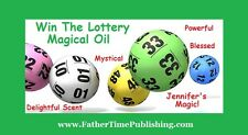 Win The Lottery Magical Good Luck Oil to Help Me Win Lottery Prizes & Money!