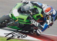 Tom Sykes Hand Signed 7x5 Photo - WSBK Autograph 1.