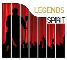 SPIRIT OF LEGENDS 4 CD NEUF