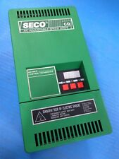USED SECO CD05 VARIABLE FREQUENCY INVERTER 5HP CD-05 / CD 05  (S7)