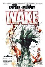 THE WAKE  Hardcover  Panini Comics
