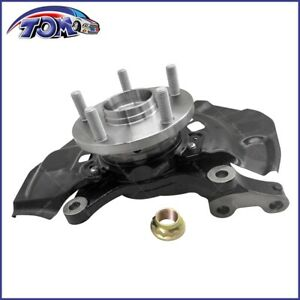 Wheel Hub Bearing Assembly Front Right Steering Knuckle Fits 05-11 Toyota Avalon