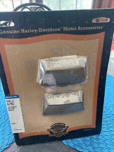 Smoke Lens Fender Tip LED Light For Harley Electra Glide FLHTCU FLSTC FLHT FLTR