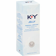 K-Y Jelly Personal Water Based Lubricant With Fragrance-Free - 2 oz