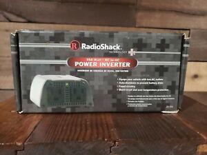 Radio Shack 350 watt DC to AC Power Inverter Charges Portable Electronics