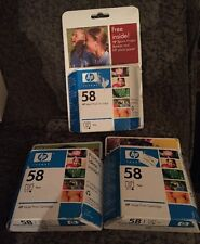**EXPIRED** HP 58 Tri-color Photo Ink Cartridge C6658AN (N10207)