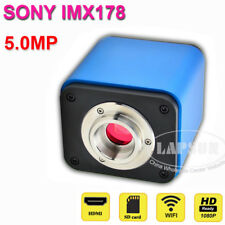 5MP 1080P@60FPS HDMI WIFI Microscope Camera SONY IMX178 F iphone i pad Android S