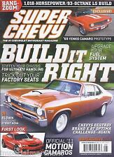 Super Chevy Magazine Fuel System Upgrade Factory Seats Ultimate Chassis Handling