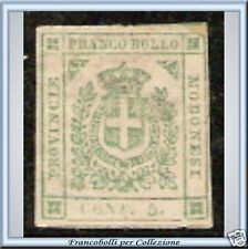 Antichi Stati Modena n. 12 Nuovo Certif. FARE OFFERTE
